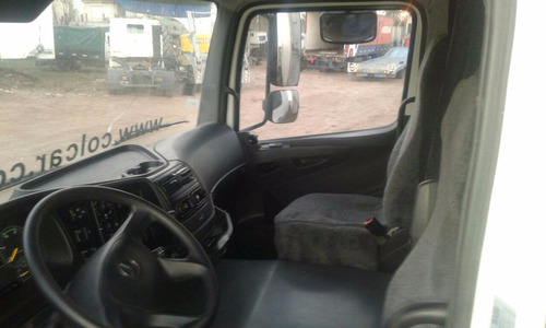 tractor mb axor 2035 unico dueño - vigia - mochila - financ