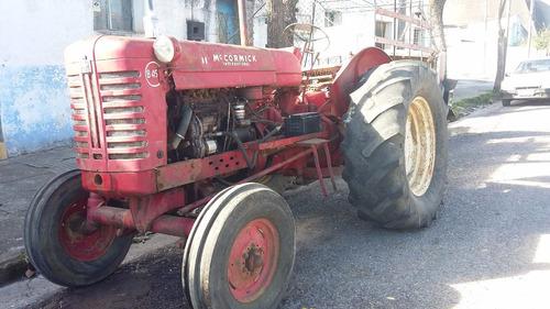 tractor mc cormick international