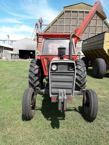 tractor mf 1175