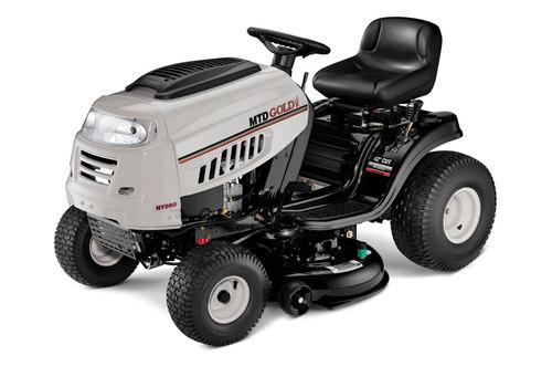 tractor mtd gold 42  hidroestatico 20hp