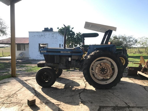 tractor new holland 5010 mod-2001 $258,000