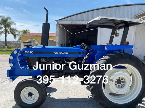 tractor new holland 5610