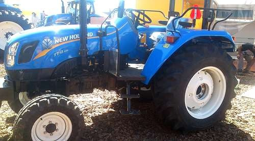 tractor new holland linea tt4.55 / 4.75 producto nacional
