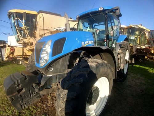 tractor new holland t7.245 - dual - full powershift
