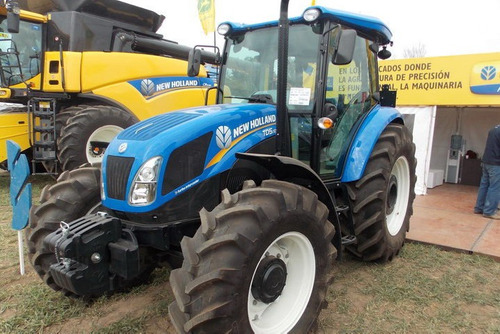 tractor new holland td 5.90 - jesús maría