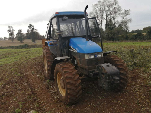 tractor new holland ts110