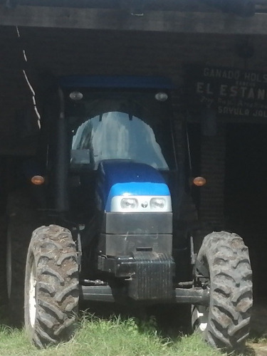 tractor new holland ts6 110