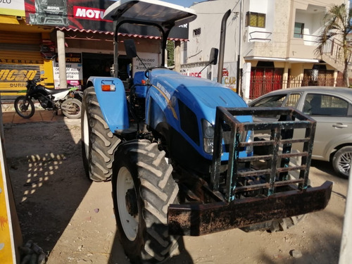 tractor new holland tt 4.90 - modelo 2017