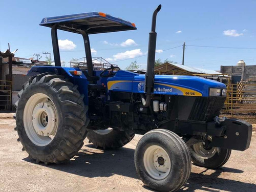 tractor new holland turbo 6610, 700 hrs de trabajo