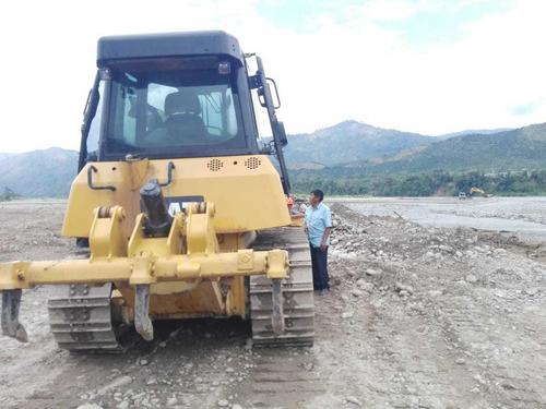 tractor oruga d6k xl