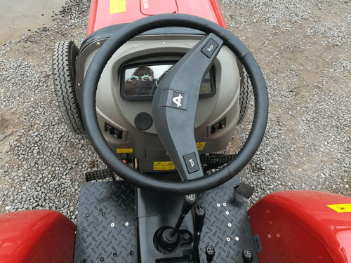 tractor parquero hanomag 300p - 30 hp 4x2 promoción!!!