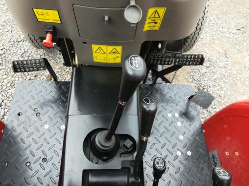 tractor parquero hanomag 300p 30hp 4x2 3 ptos 0 km promoción