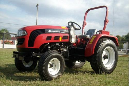 tractor parquero hanomag 300p
