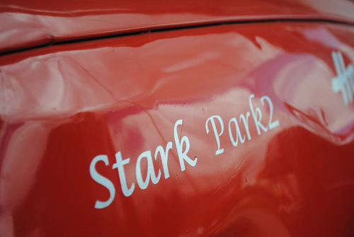 tractor parquero hanomag stark park 2 25 hp 4x2 promoción!!!