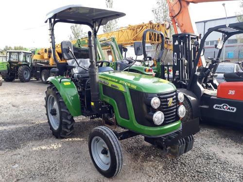 tractor parquero tipo kubota