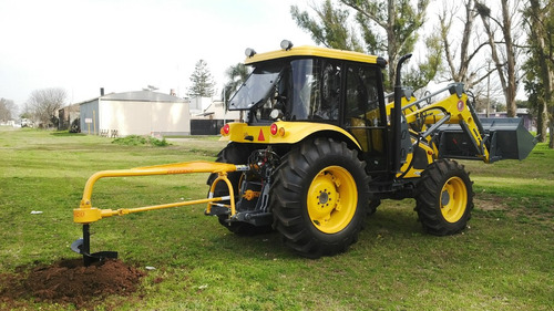 tractor pauny 180 doble traccion 3p