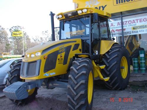 tractor pauny 250 a evo nuevo doble traccion 160 h.p.