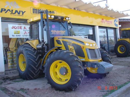 tractor pauny 250 a evo nuevo doble traccion 180 h.p.