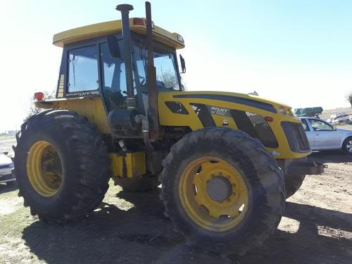 tractor pauny 250a 2012 doble tracción hid. centro cerrado