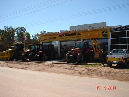 tractor pauny 280 a duales 18.4x38 hidraulico centro cerrado