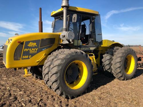 tractor pauny 500 c articulado