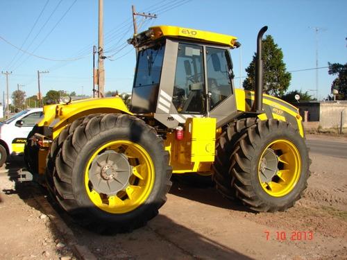 tractor pauny 540 c evo - bravo nuevo articulado 240 h.p.