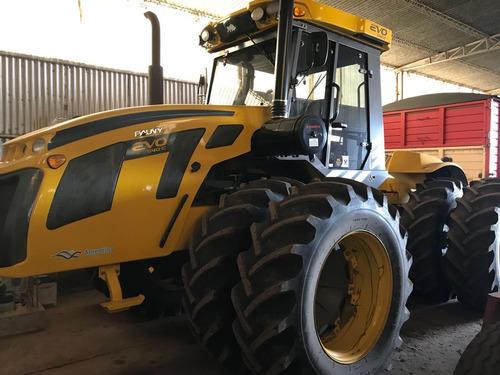 tractor pauny 540 evo articulado tracción doble rodado dual