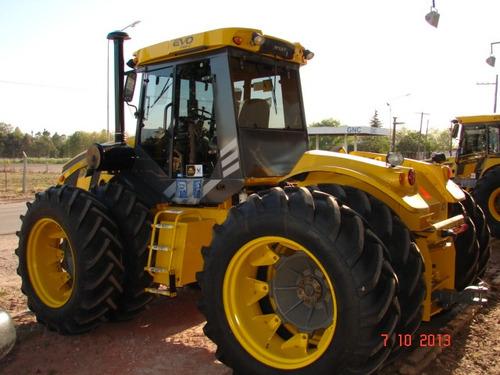 tractor pauny 580 c evo - bravo nuevo articulado 260 h.p.