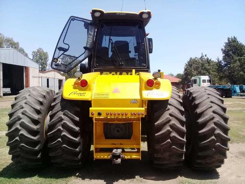 tractor pauny 710 bravo, año 2016