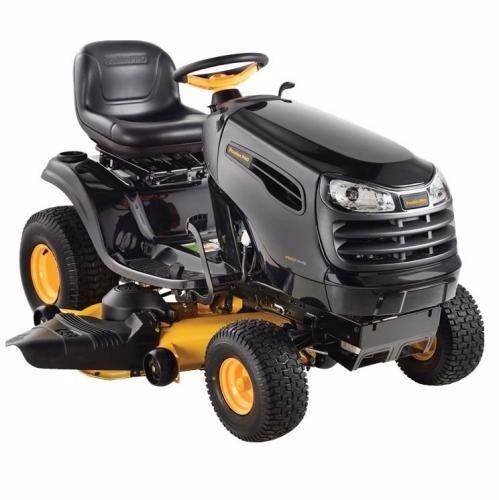 tractor poulan 24 hp 54 pulgadas corte