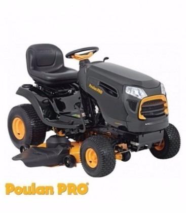 tractor poulan pp20vh48 20 hp briggs & stratton - motomania