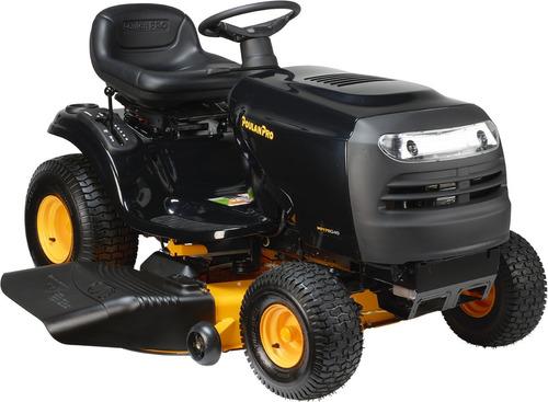 tractor poulan pro 17.5hp 117cm pp175g46 usa nuevo
