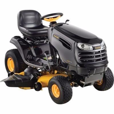 tractor poulan pro 22hp 48 corte hidro 6 cuotas s/ interes