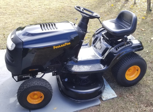 tractor poulan pro pp175g42 año 2019