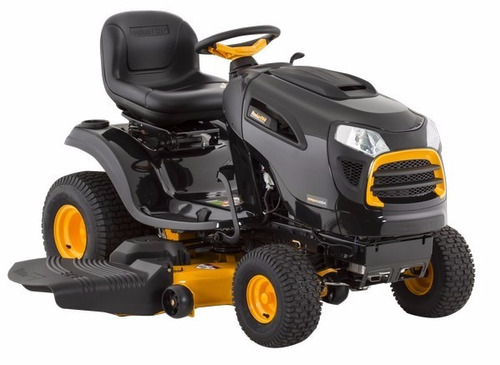 tractor poulan pro pp24va54 briggs & stratton - motomania