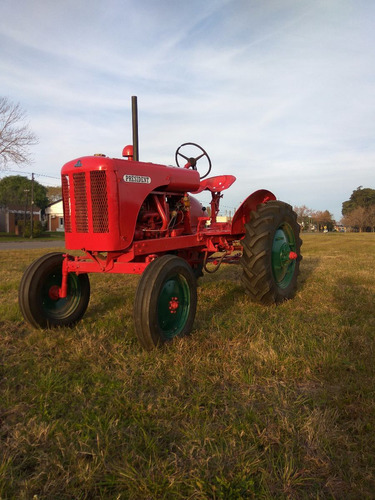 tractor president ingles