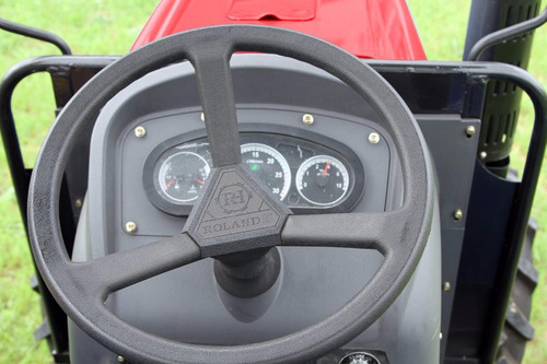 tractor roland h025 4x4 diesel 25hp, 3puntos, toma de fuerza