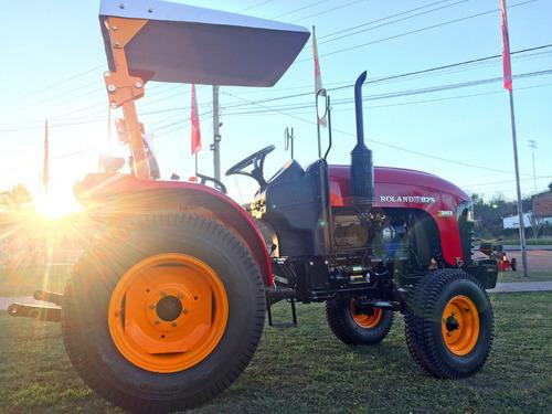 tractor roland h025 diesel 25hp, 3 puntos, toma de fuerza