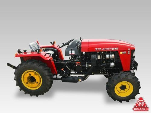 tractor roland h040c 4wd