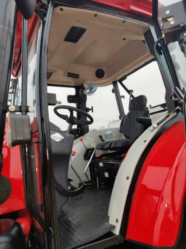 tractor roland h130 4x4 con cabina 6 cilindros turbo