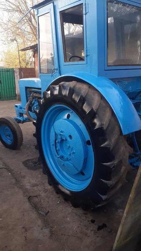 tractor ruslan d80 c/levante 3 punt,salida fuerza/hid.envio