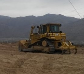 tractor sobre orugas caterpillar d6r iii