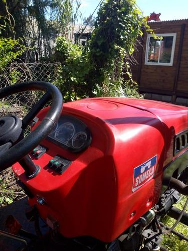 tractor someca 350 2wd 3 puntos usado