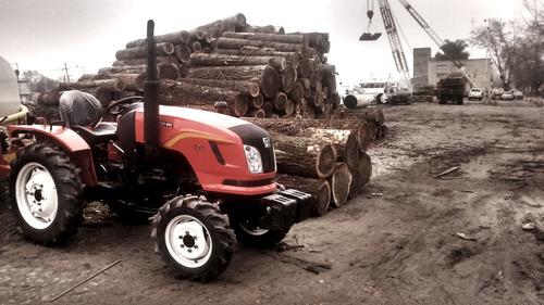 tractor someca 404 40hp viñatero taurus maquinaria agrícola