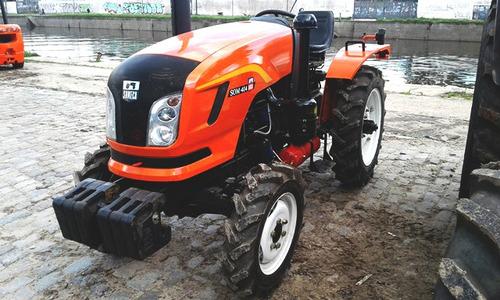 tractor someca maquinaria agrícola