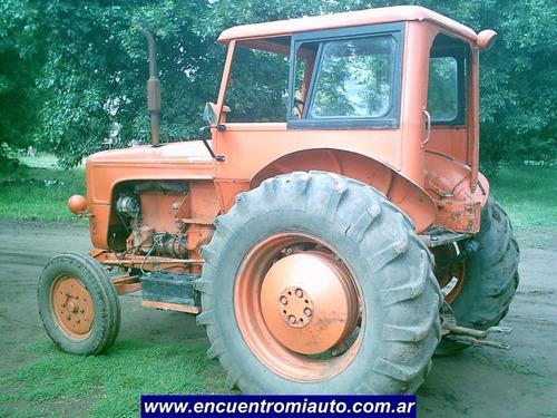 tractor superson 55 original con hidraulico tf  tpea