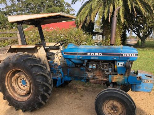 tractor usado ford 6610