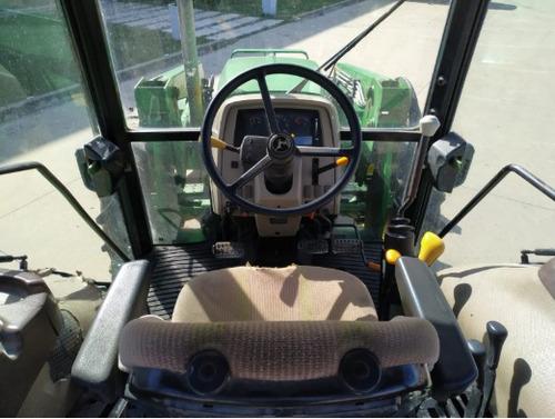 tractor usado john deere 5725 con cargador frontal