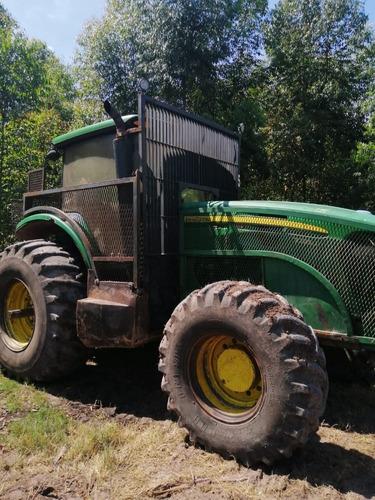 tractor usado john deere 7225j 225hp