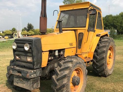 tractor valmet 1180 doble tracción